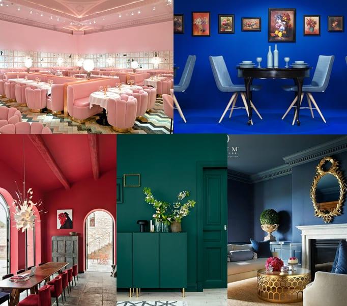 balanced interior moodboard for hotel restaurant business interior design costa blanca