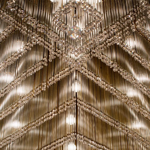 Chinoise Chic • Chandelier