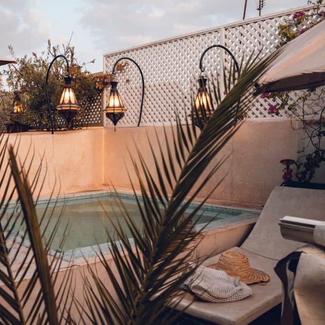Berber Bold • Marrakech Terrace