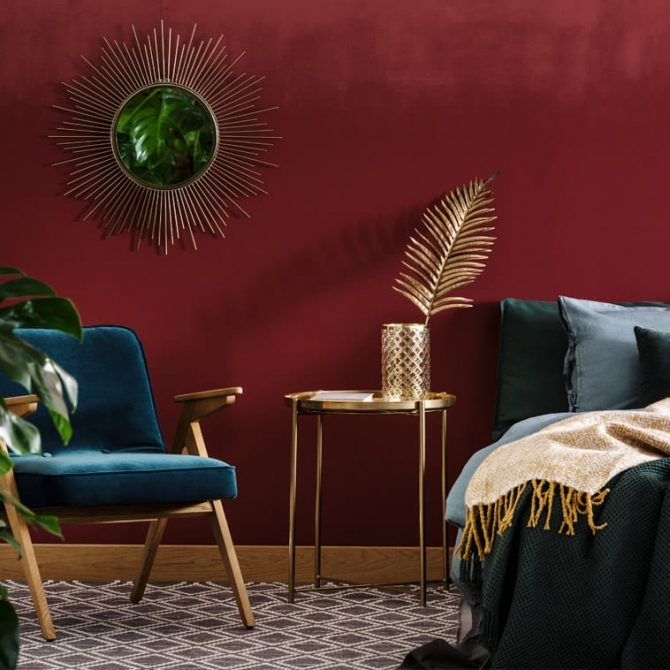 Chinoise Chic • Bedroom Design