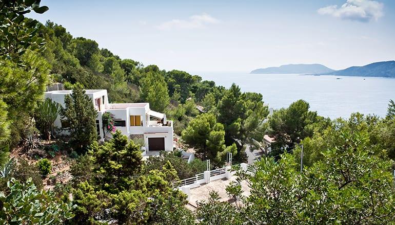 sea view villa or finca on the costa blanca