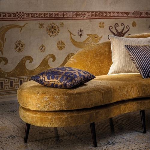 Camengo chaise longue door Mediterrane interieur styling