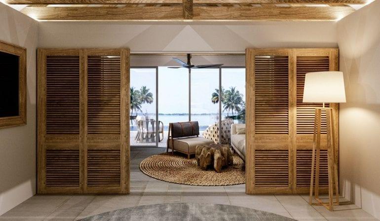 Mediterranean interior styling