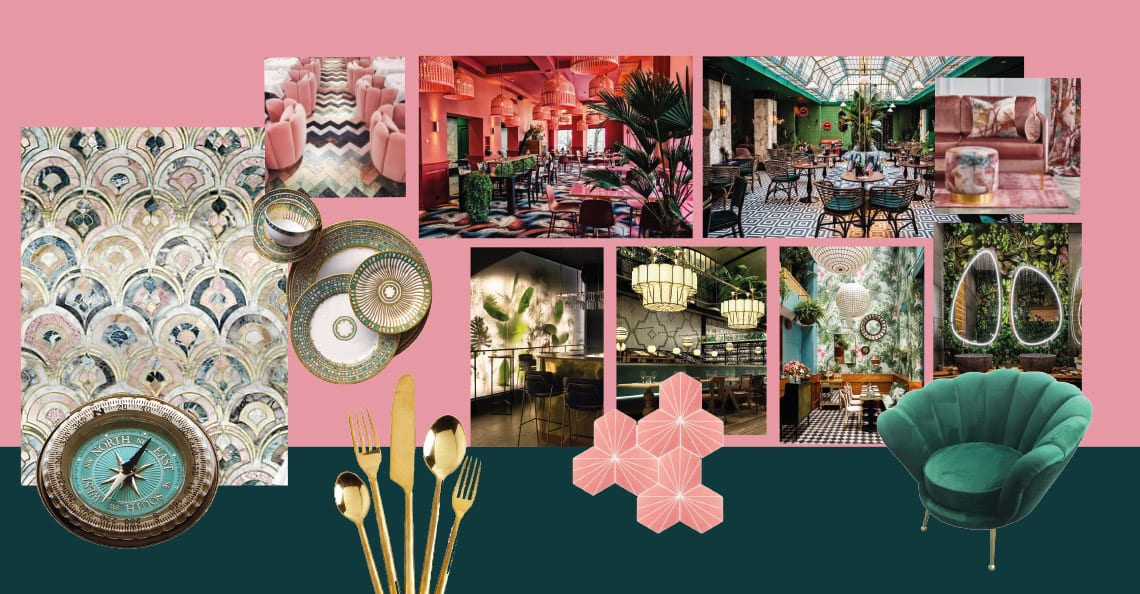 Hotel and Restaurant Interior Design on the Costa Blanca