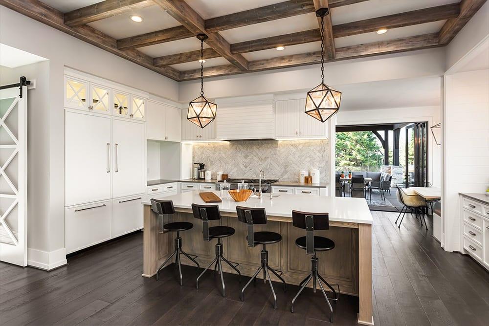 keuken interieurontwerp, renovatie en verbouwingen aan de Costa Blanca