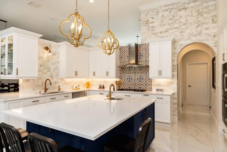 Classic Modern Kitchen Design Costa Blanca