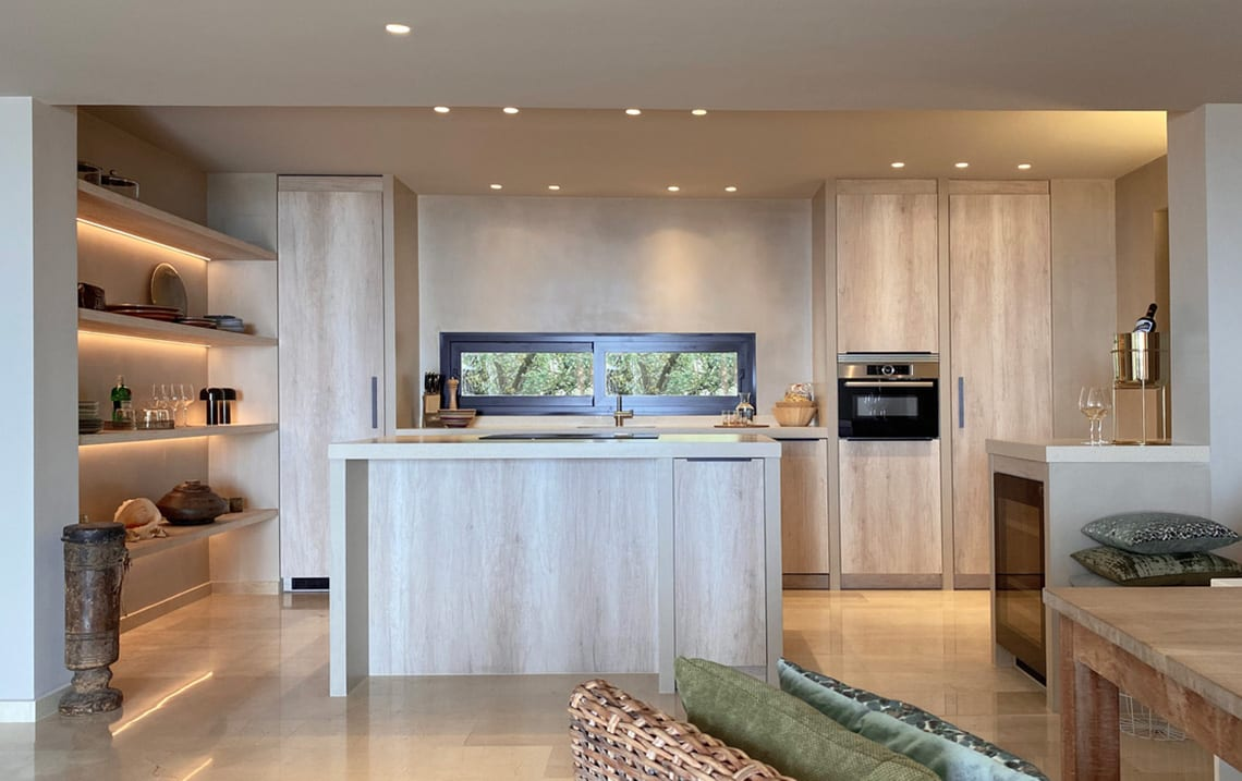BEFORE & AFTER | A kitchen renovation project in Altea